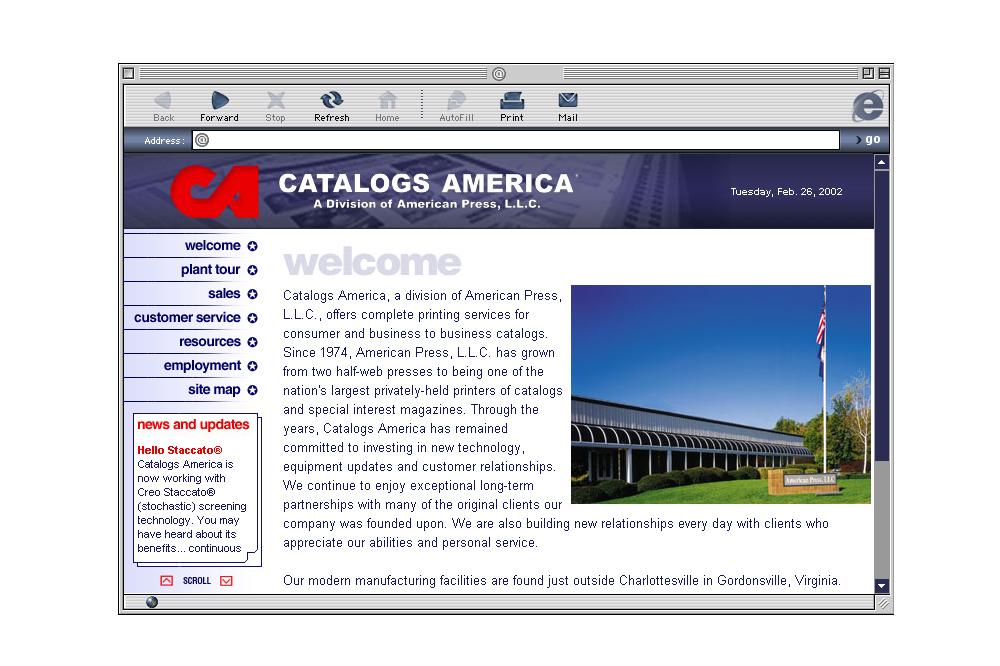 Catalogs America