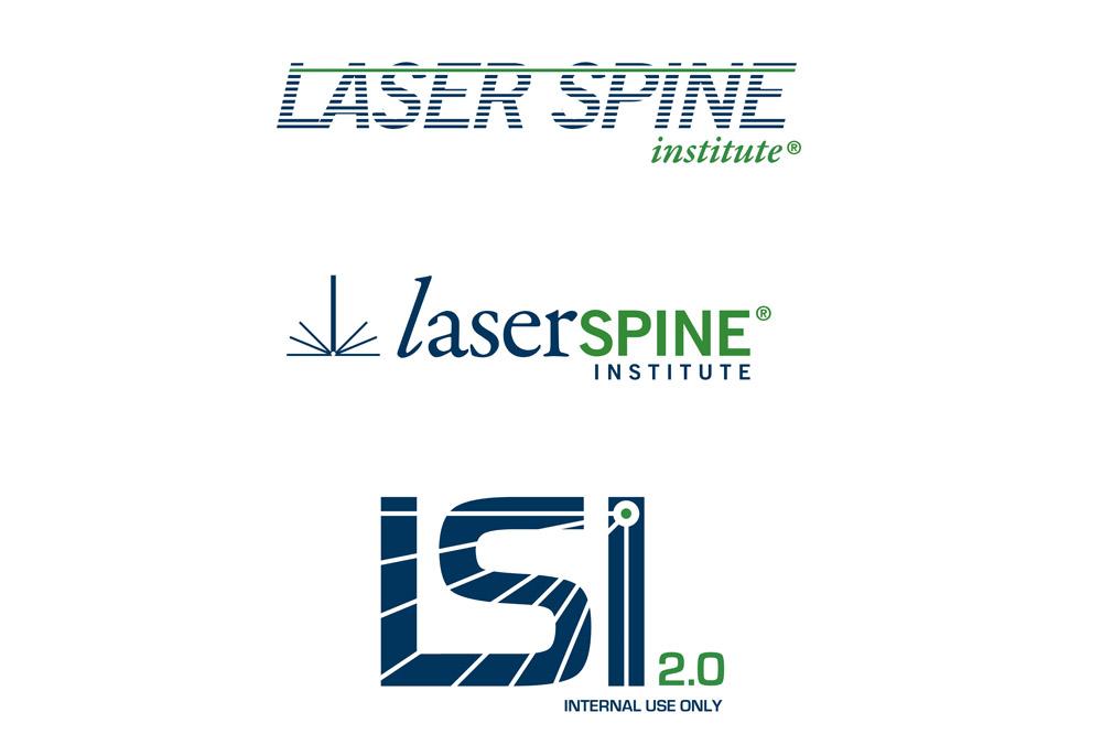 Laser Spine Mockups