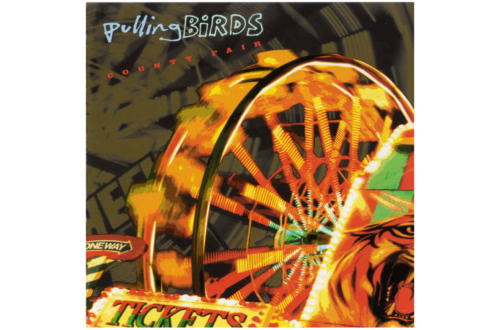 Pulling Bird's CD Cover Art